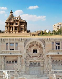 Cradle to Graveyard:  Abandoned Wonders of the Middle East: The Abandoned Palaces of Egypt