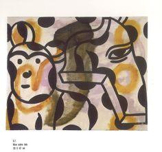 """""""Mapas y lunares"""" exposición de Javier Pagola en la Sala Alta Cuenca Septiembre 1988 #SalaAlta #Cuenca #JavierPagola"""