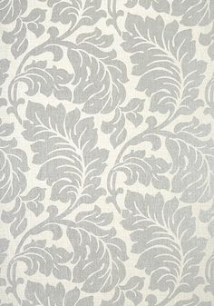 CERIMAN PAPERWEAVE, Silver on Beige, T83015, Collection Natural Resource 2 from Thibaut wallpaper