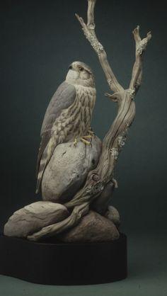 Chicagoland Wood Sculptor Bob Guge