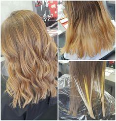 Lived-in-Hair  #Matrix#Colourinsider#Coloursync#MulticolourBalayage#BlondeBalayage#Babylights