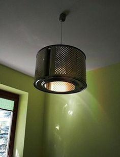 Dryer drum light