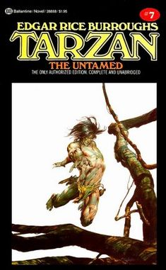 Fantasy Book Covers, Book Cover Art, Fantasy Books, Fantasy Art, Sci Fi Books, Comic Books Art, Comic Art, Caricature, Tarzan Book