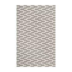 Teppich Karina - Silber/Creme - 183 x 275 cm