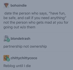 Me and my guy do this. It's healthier, and you don't feel controlled The Words, Simple Plan, Pray For Venezuela, All That Matters, Haha, Faith In Humanity, My Tumblr, My Guy, Relationship Goals