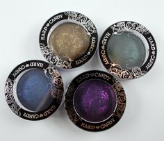 I LOVE Hard Candy Eyeshadow!!! The Purple Supernova is my favorite!!!