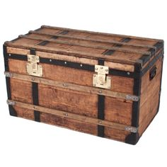 1STDIBS.COM - Negrel Antiques - 1900's French Travelling Trunk ($500-5000) - Svpply