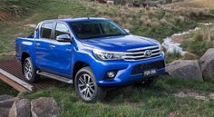 One of the best pickups that isn't available in the states is, without any doubt, Toyota Hilux. 2016 Toyota Hilux carries on together with its indestructible moniker reputation. New Pickup Trucks, Truck Flatbeds, Classic Pickup Trucks, Toyota Hilux 2016, Toyota Corolla, Toyota Trucks, Toyota Cars, Pickup Truck Accessories, Motor Diesel