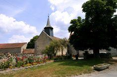 #gouzon #villageétape #creuse #limousin #villagefleuri #villagepaisible