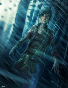 Beyond: Two Souls (Version2) by botrocket.deviantart.com on @deviantART