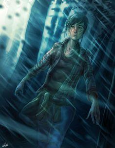 Beyond: Two Souls (Version2) by botrocket.deviantart.com on @deviantART