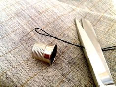 Home Tailored Suit Part 2 - Canvas Interfacing
