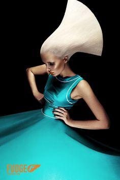 Zaha Hadid Architects, Marcus Peel · Fudge Pop-Up Hair Salon