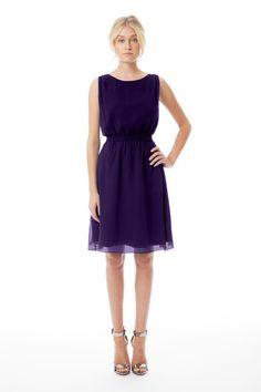 Joanna August Tina Short Bridesmaid Dress | Weddington Way