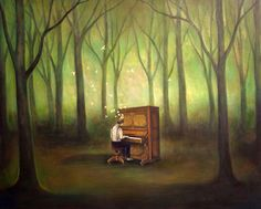 a chorus from the brain forest - duy huynh.