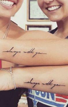 Which is the best friend tattoos? tattoo quotes tattoos tattoos tattoo fonts for men meaningful quotes quotes about life quotes latin quotes motivational Dr Tattoo, Tattoo Mama, Bestie Tattoo, Tattoo Kits, Tattoo Goo, Font Tattoo, Script Tattoos, Delicate Tattoo Fonts, Placement Tattoo