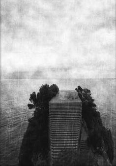 Casa Malaparte, isle of Capri, Italy. Setting for Godard's film Contempt Dark Photography, Still Life Photography, Street Photography, Contemporary Architecture, Art And Architecture, Architecture Details, Isle Of Capri, Capri Italy, Interior And Exterior