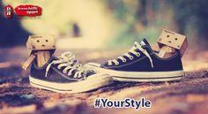 #yourstyle banchetti sport modello All Star Converse, banchetti sport