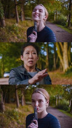 Killing Eve - I Have a Thing About Bathrooms Series Movies, Tv Series, Detective, Gavin And Stacey, Arizona Robbins, Lgbt, Parks, Sandra Oh, Theater