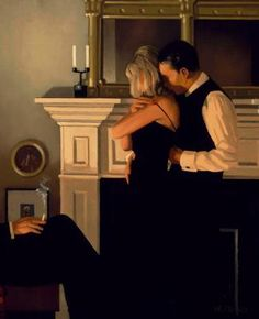 Beautiful Losers II (Premium Print) by Jack Vettriano Jack Vettriano, The Singing Butler, Curt Montgomery, And So It Begins, Pulp Art, Pulp Fiction, Color Photography, Amazing Art, Erotic