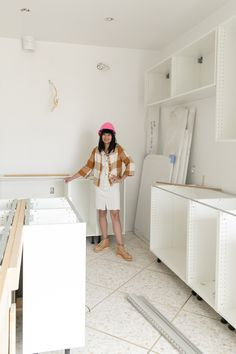Oh Joy Builds a House: Our Kitchen Layout and Functional Things we Considered... / via Oh Joy!