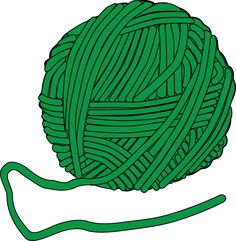 knitting clipart crochet clip art crocheting knit wool rh pinterest com yarn clip art free yarn ball clipart