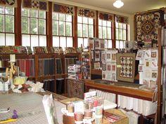 quilt shop displays - Google Search   Quilt Shoppe   Pinterest : quilt shop search - Adamdwight.com