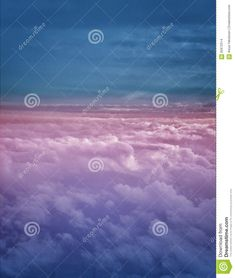 Photo about Sky and clouds photographed from an airplane in sunset time. Image of above, sunset, twilight - 65672514 Sky And Clouds, Airplane, Twilight, Stock Photos, Sunset, Day, Image, Plane, Aircraft
