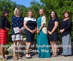 Teen Challenge of Southern California, Ventura Class, May 2017.