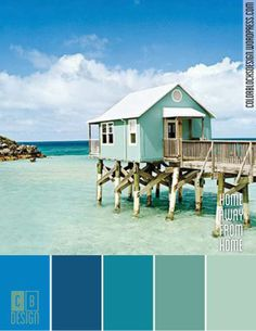 Home Away From Home | Color Blocks Design
