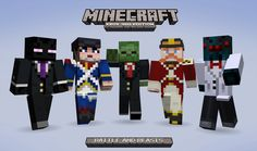Xbox Minecraft Default Skins Pioaqgrd | toysandgamecollections.com