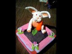 caixa coelho Biscuit