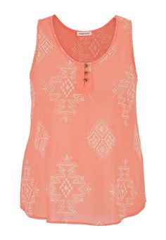 plus size sleeveless with painted ethnic graphic - maurices.com