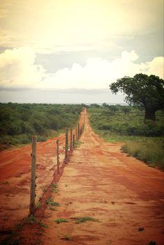 Kenya Photography, Kenya Landscape, Countryside, Trees, Colour, Road, Wall Art by PhotosbyAnnaMarie on Etsy https://www.etsy.com/listing/220284068/kenya-photography-kenya-landscape