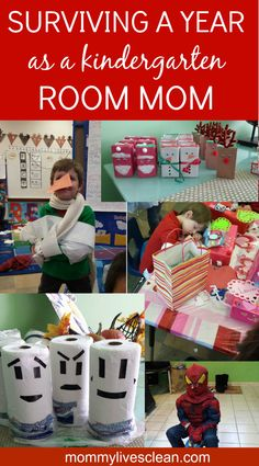 Thinking about being a Room Mom for your child's class?  Read all my tips and tricks from my year as a kindergarten room mom!  MommyLivesCle...