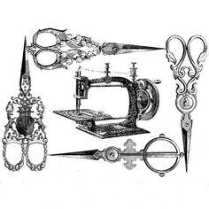 Motivos de costura