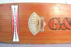 Vtg Original 1970s G s Fibreflex Gordon Smith Skateboard Deck Only | eBay