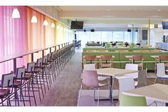 京都学園大学食堂   works   ninkipen![ニンキペン]一級建築士事務所