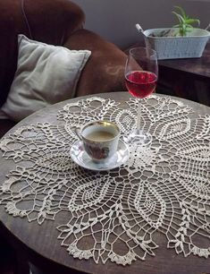 Heegeldamisvajadus / Urge to crochet