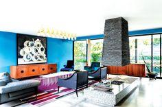 Residencia artística por Francisco Elías - Convivencia azul | Galería de fotos 8 de 11 | AD MX
