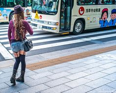 only in Japan would you see this sight...    ----------- #japan #japanese #harajuku