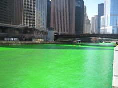 Chicago for St. Patty's Day