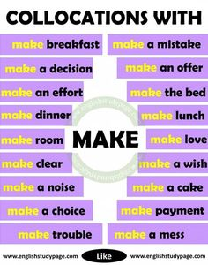 Collocations With TIME in English - English Study Page Teaching English Grammar, English Writing Skills, English Vocabulary Words, Learn English Words, Grammar And Vocabulary, English Language Learning, English Study, English Lessons, English English