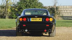 2000 fascia trasera Aston Martin Vantage Le Mans V600