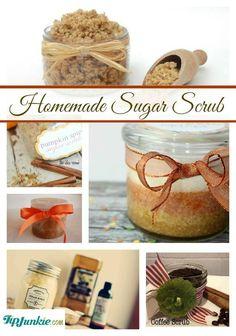 20 Sugar Scrub Recipes to Make