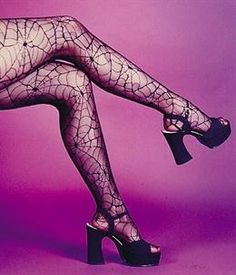@Kelly LaValle thought of you when I saw these tights and shoes :)