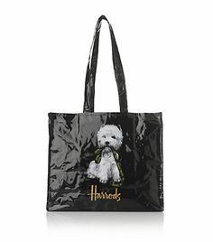 Harrods Scottie Shoulder Bag 15