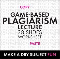 PlagiarismGame