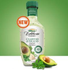 Bolthouse Farms Cilantro Avocado Yogurt Dressing - 1 Points + - LaaLoosh