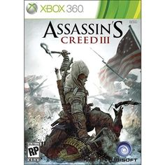 Assassin's Creed 3 for Xbox 360 in Great Big ToysRUs Play Book from ToysRUs on shop.CatalogSpree.com, my personal digital mall.